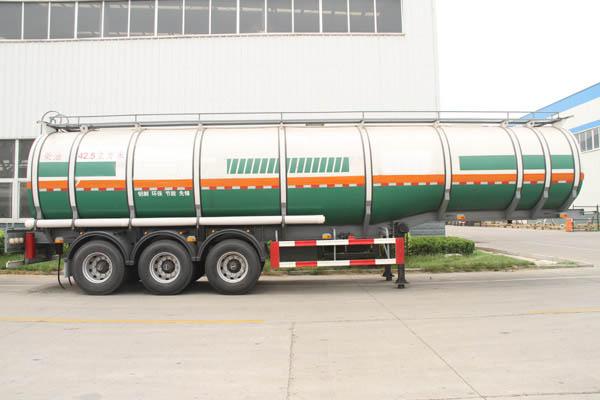 petroleum tank trailers