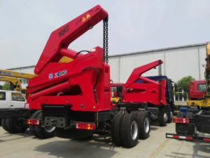 side loader trailer