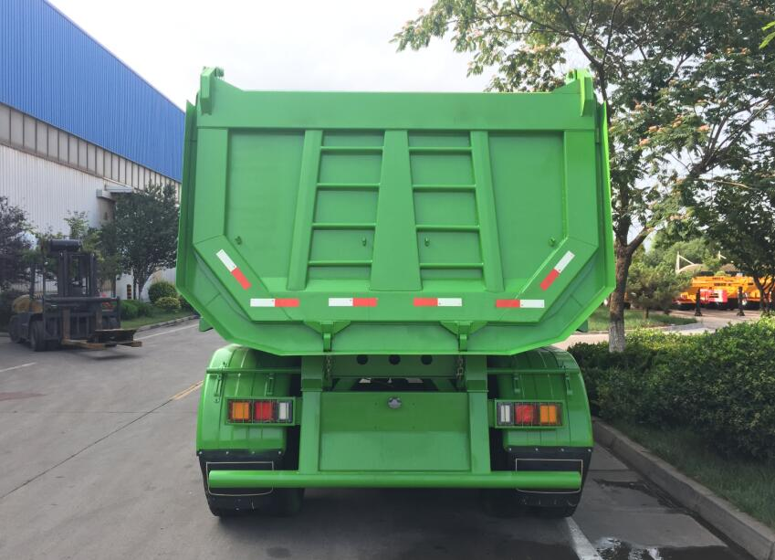 tipper truck trailer