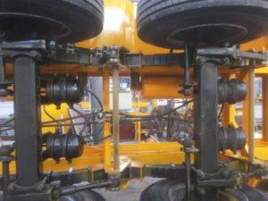trailer axle alignment