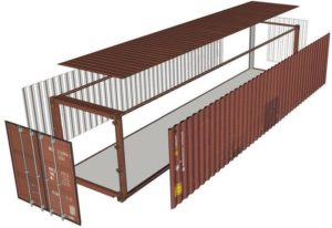 container structure 1