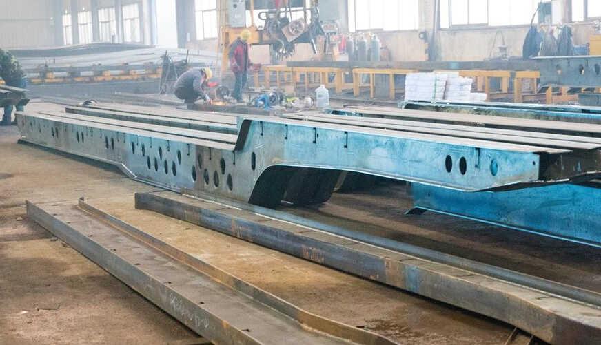 Main beams