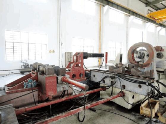 rough machining