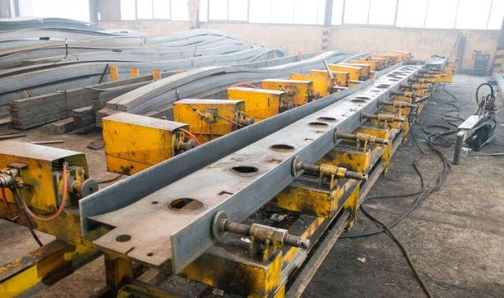 steel correcting