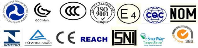 suppliers certification