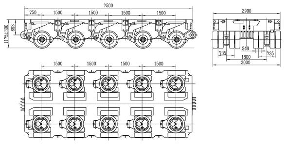 What is a Modular Trailer? - Learn Hydraulic Modular