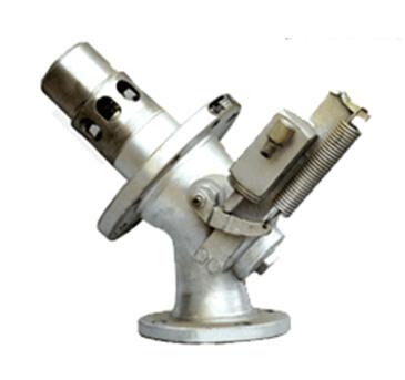 emergency shutting off valve