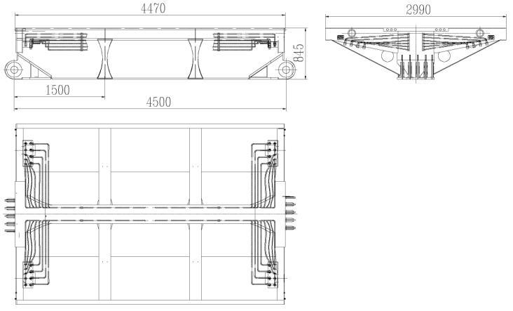 flat beam