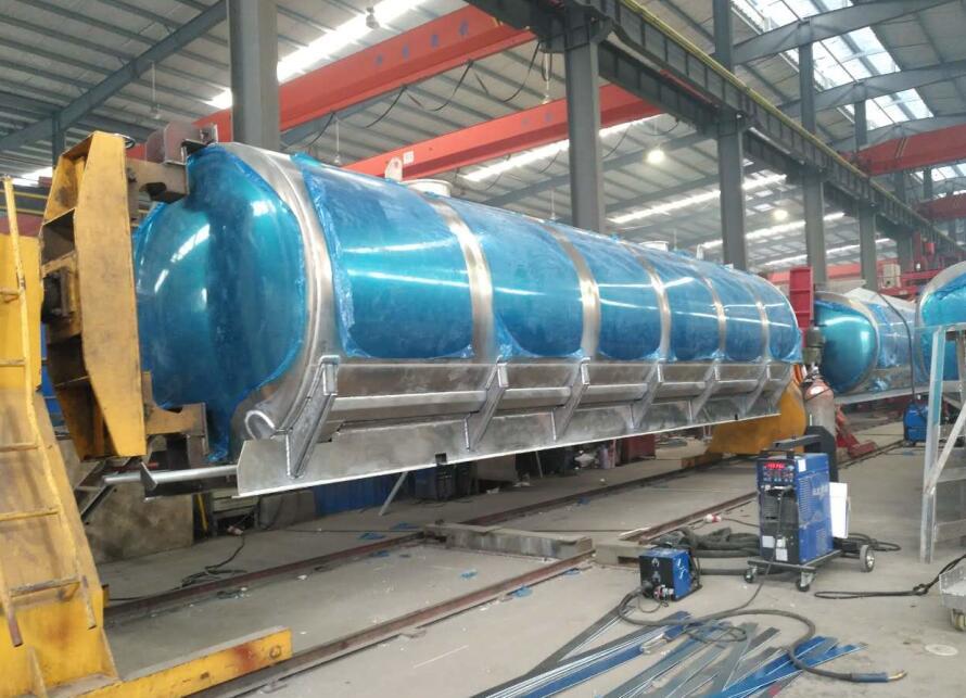 Corrosion Resistance Tank Body Construction
