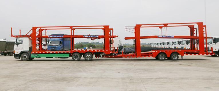 frame body car carrier
