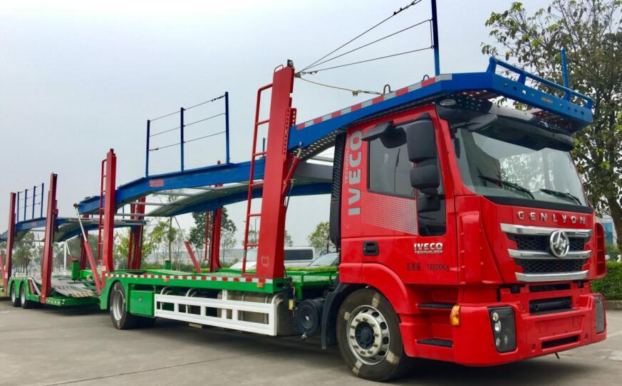 hydraulic system car carrier