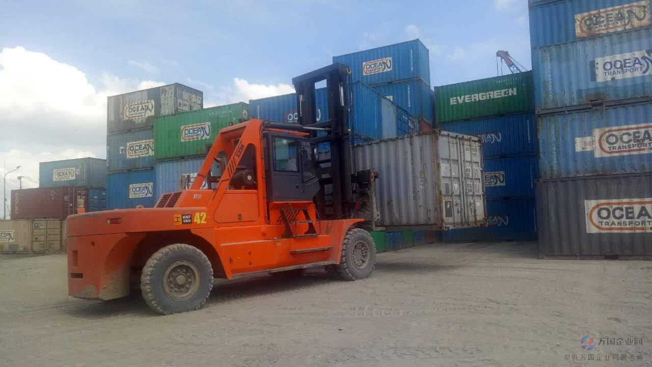 container lift fork