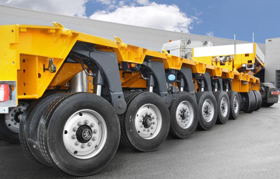 modular trailer manufacturers