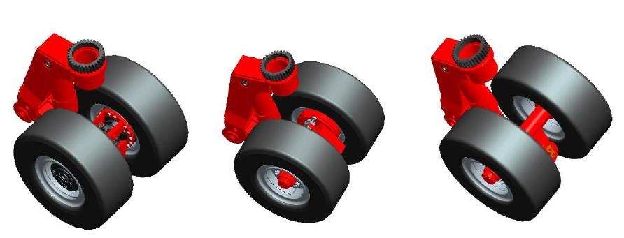 wheel bogies