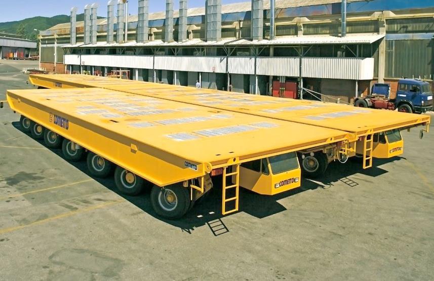 cometto shipyard transporter