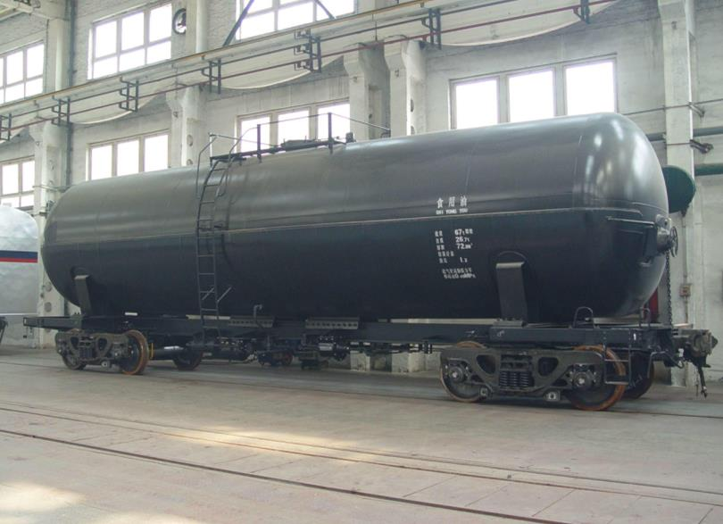 rail oil transportation
